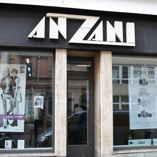 Normal friseur anzani capelli